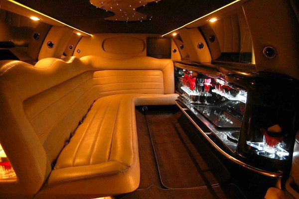 8 Person Lincoln Limo Service New Orleans