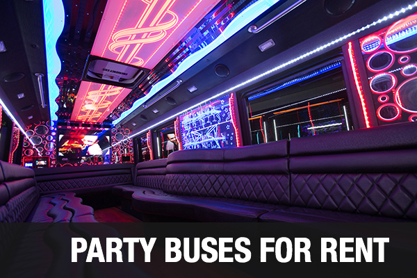 Party Bus New Orleans